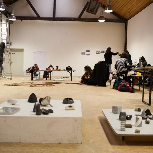Workshop LandEscape by Maria Fernanda Palacios